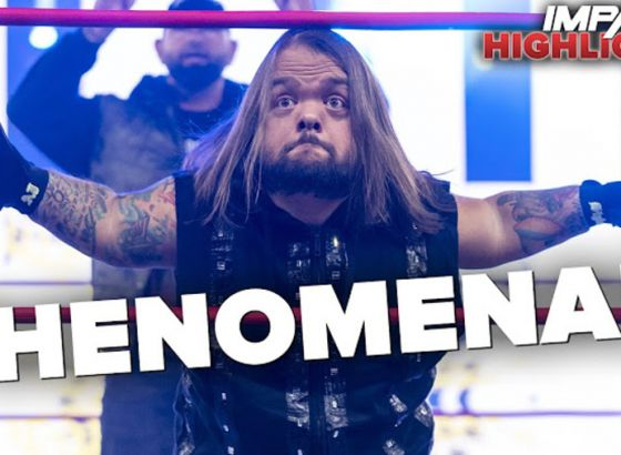 Swoggle Spoofs AJ Styles In IMPACT Wrestling