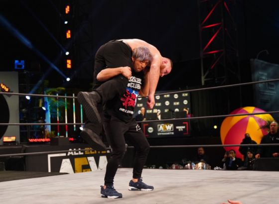 Jim Ross Wants AEW To 'Do More' With NJPW