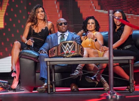 Bobby Lashley Reveals Vince McMahon Texts Messages During Time Away From WWE