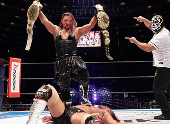 Chris Jericho Says NJPW's Gedo Had Been Planning To Give EVIL A Run With The IWGP Heavyweight Championship For At Least 18 Months