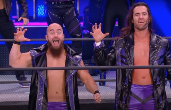 Alex Reynolds & John Silver Thought AEW Was Going To Fire Them In 2020