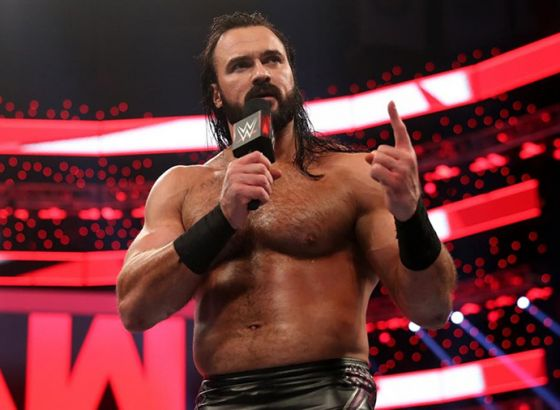 Drew McIntyre: Why It Was Important For Me To Lose At WWE WrestleMania 37