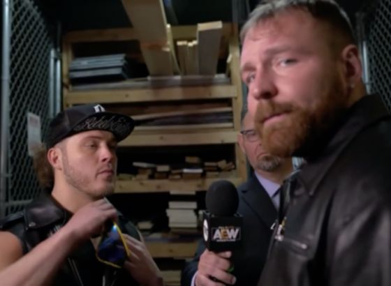Jon Moxley Talks About Winning The AEW World Championship At Revolution