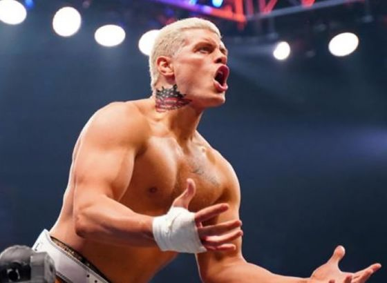 AEW's Cody Rhodes Reveals He Has Political Aspirations