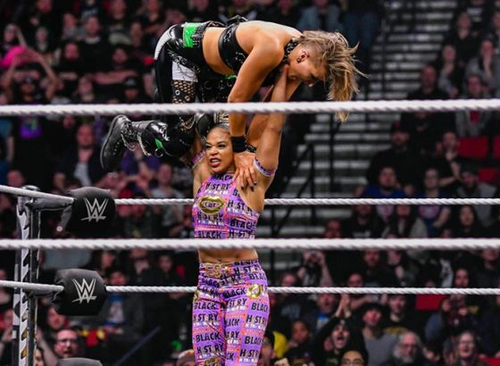 Rhea Ripley Thinks Bianca Belair Deserves To Be Added To WWE NXT Championship Match At WrestleMania 36