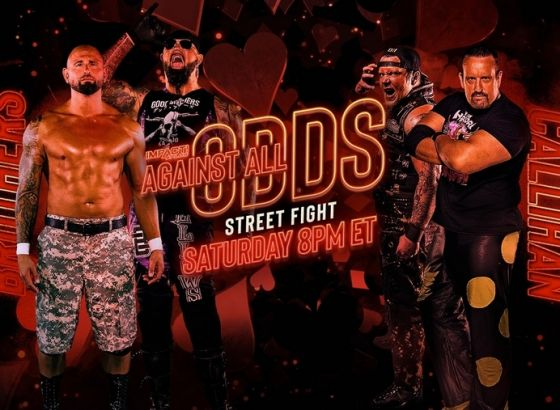 2 More Matches Set For IMPACT Wrestling Against All Odds