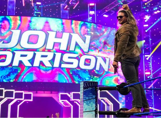 Report: John Morrison Injured During WWE Raw
