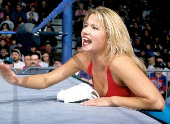 WWE Hall Of Famer Tammy 'Sunny' Sytch Arrested