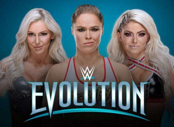 Report: WWE Has Discussed Holding Evolution 2 On August 30