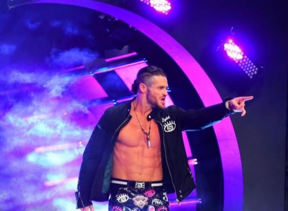 Matt Sydal Signs With AEW