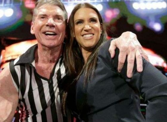 Stephanie McMahon: Why Vince McMahon Hates Nodding And Sneezing
