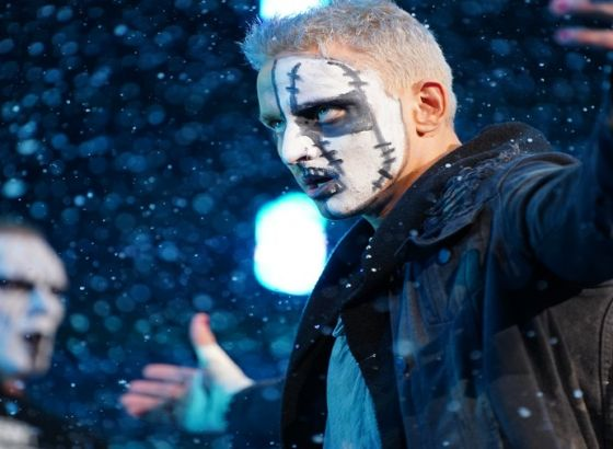 AEW's Darby Allin Reveals Why He Gets Changed In The Boiler Room at Daily's Place