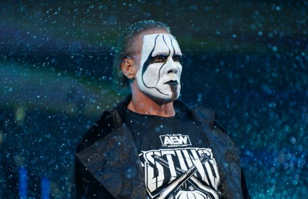 Possible Sign Sting Will Come Out Of Retirement In AEW