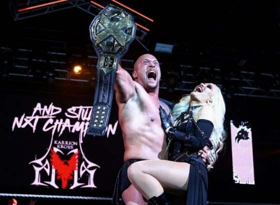 Karrion Kross: I Punched A Hole Through WWE NXT's Mount Rushmore