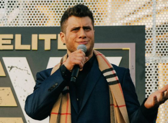 Court Bauer Claims WWE Had Interest In MJF In 2018