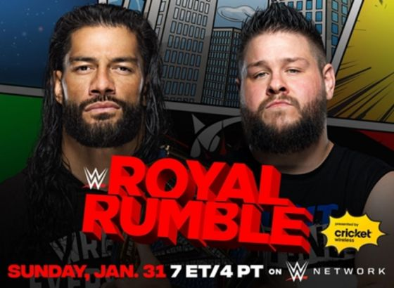Kevin Owens-Roman Reigns Segment Set For Next Week's WWE SmackDown