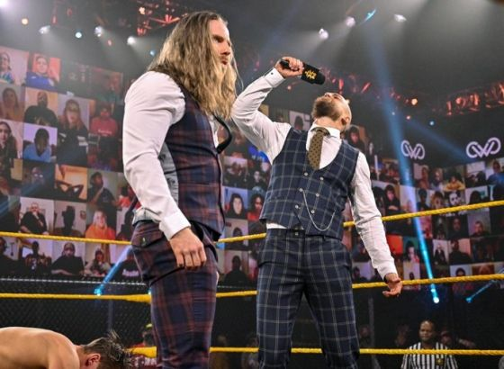 The Grizzled Young Veterans Return To WWE NXT