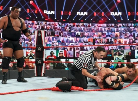 Report: Backstage News On The Broken Turnbuckle Spot On WWE Raw