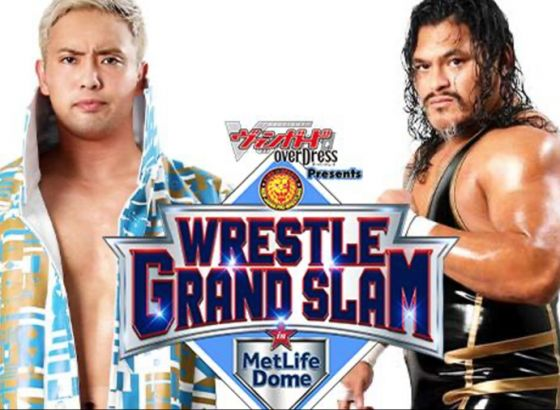 2 Matches Added To NJPW Wrestle Grand Slam In MetLife Dome