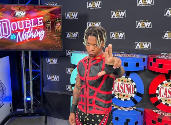Lio Rush Comments Further On His Decision To Retire