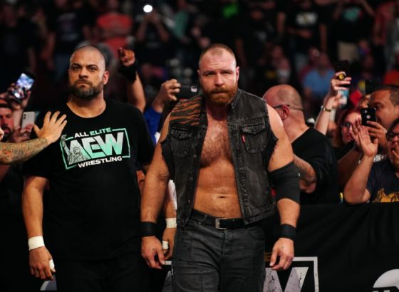 Renee Paquette: Jon Moxley Is Living His Best Life With AEW/NJPW Crossover Work