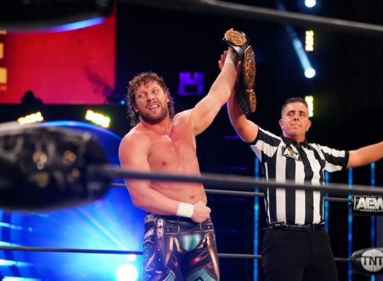 Report: Backstage Details On Kenny Omega's IMPACT Wrestling Appearance
