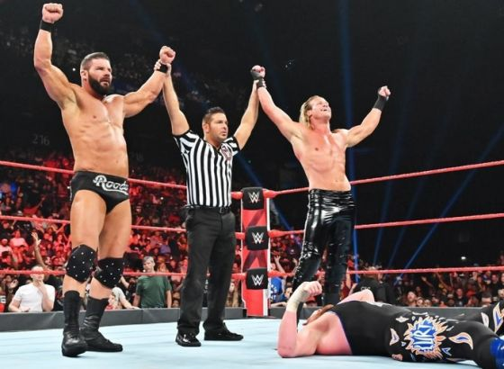 Dolph Ziggler And Robert Roode Traded To WWE Raw