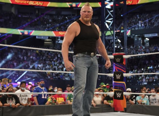 Eric Bischoff: Brock Lesnar Needs To Show A Different Character After WWE Return