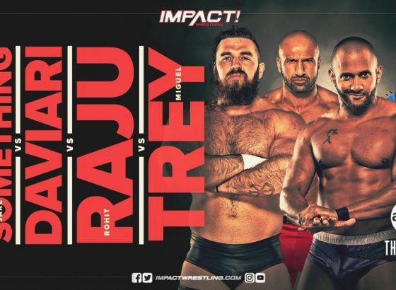 Two New Matches Added To August 5 IMPACT Wrestling