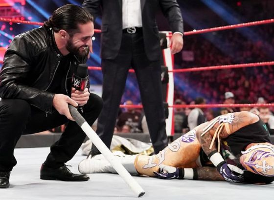 Rey Mysterio Vs. Seth Rollins Scheduled For WWE Raw