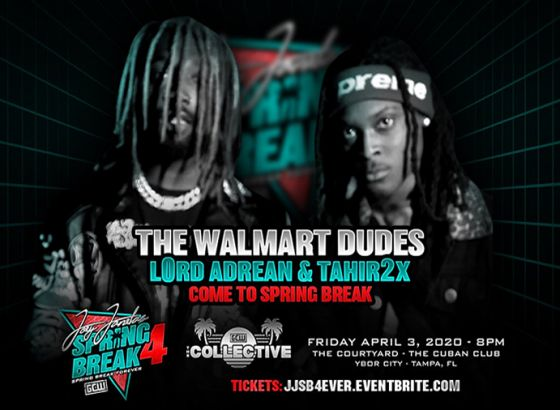 The Walmart Dudes To Appear At Joey Janela's Spring Break 4
