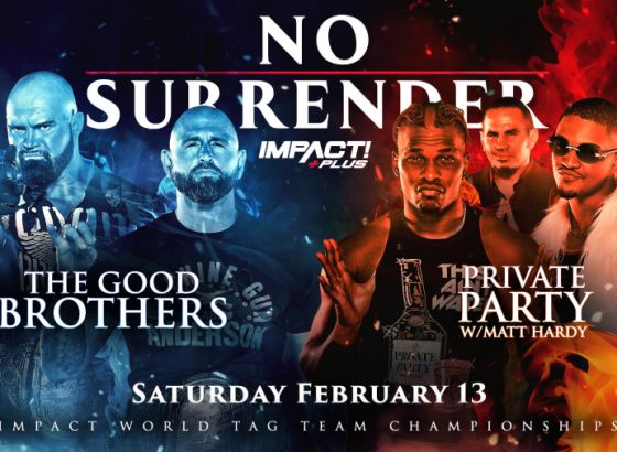 Good Brothers To Face Private Party At Impact No Surrender