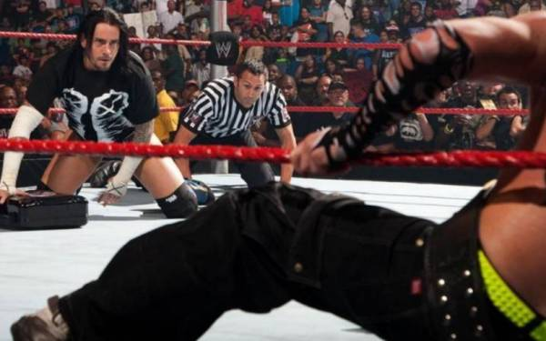 5 Things You Probably Don't Remember About The First WWE Extreme Rules Pay-Per-View