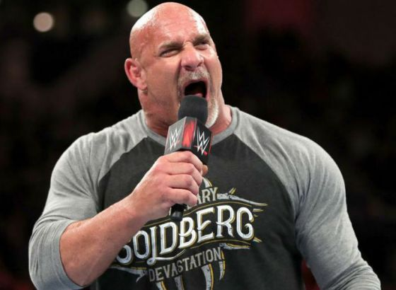 """Goldberg Agrees With The Undertaker, Calls Modern WWE """"Soft"""""""