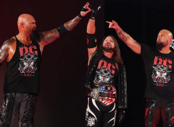 "AJ Styles Says He ""Needed A Change"" In WWE After Doc Gallows And Karl Anderson Were Released"