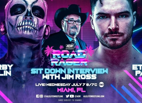 Jim Ross To Have Sit Down Interview With Darby Allin And Ethan Page On AEW Dynamite