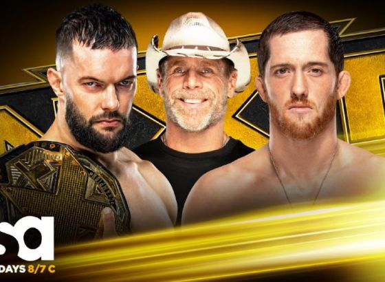 Shawn Michaels To Host Finn Balor/Kyle O'Reilly Meeting On NXT
