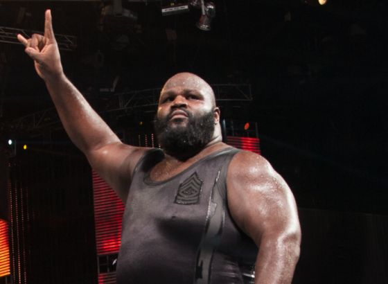 Mark Henry Threatens To Sue Lio Rush Over Barrage Of Tweets