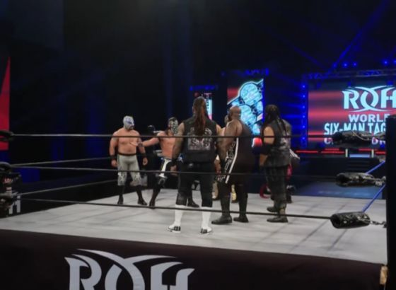 Title Change on ROH TV