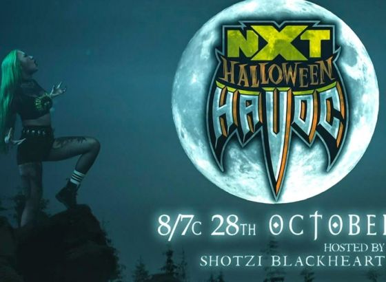 Haunted House Of Terror Match Set For WWE NXT Halloween Havoc