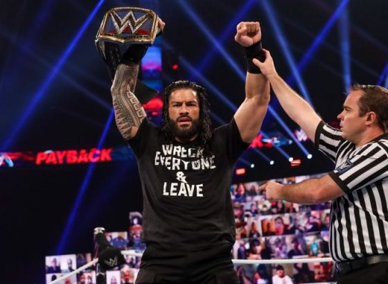 Report: More On Roman Reigns' WWE WrestleMania 37 Opponent