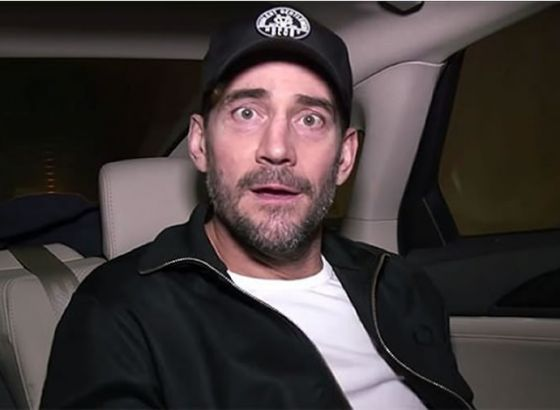 CM Punk Teases Wrestling Return
