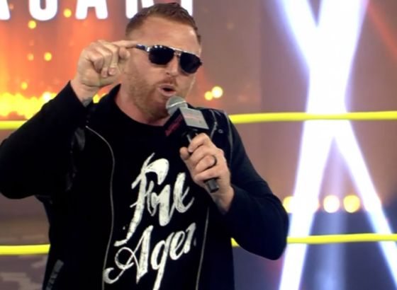 Heath Slater Sustains Injury At Bound For Glory