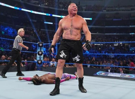 Kofi Kingston Was Disappointed By Quick WWE Championship Loss To Brock Lesnar