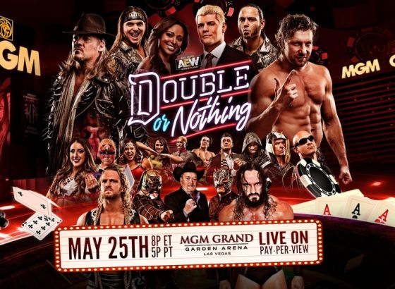 Quiz: Name The Wrestlers At AEW Double Or Nothing 2019