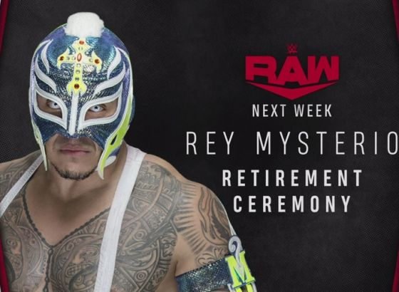 Retirement Segment Booked For Next Week's WWE Raw