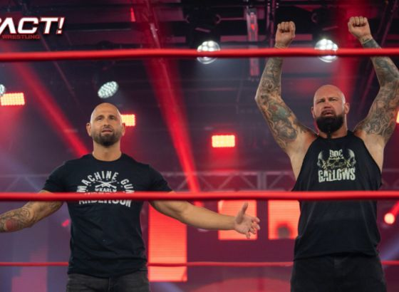 IMPACT Wrestling's Doc Gallows On The Shelf For 4-6 Weeks