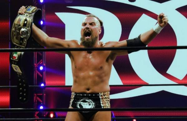 """Report: Marty Scurll """"Technically On Hiatus"""" From ROH"""