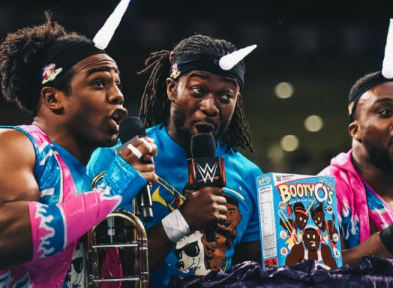 Report: WWE Considered Moving Kofi Kingston To WWE Raw