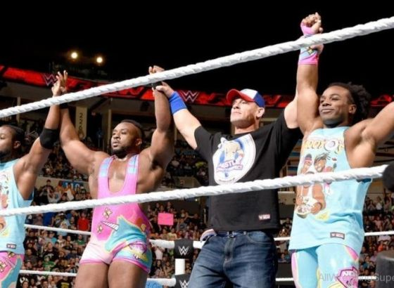 The New Day Reveal John Cena's Financial Investment In Clash Of Clans